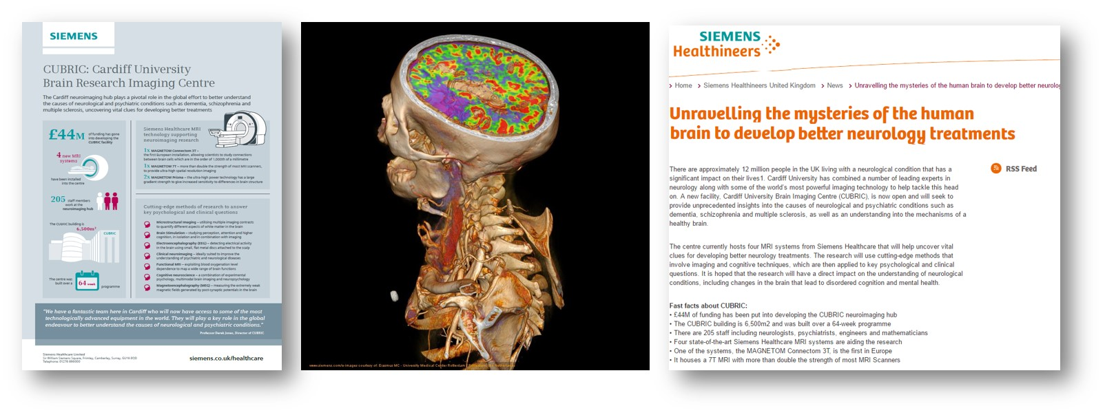 Medical Imaging case study image